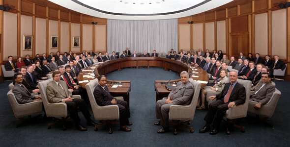 Board of governors of IMF