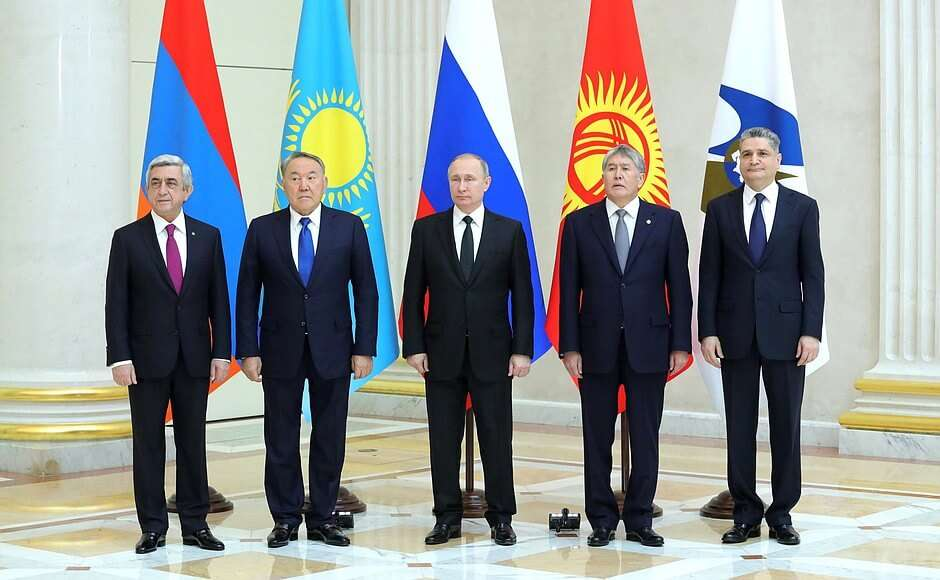 Supreme Eurasian Economic Council